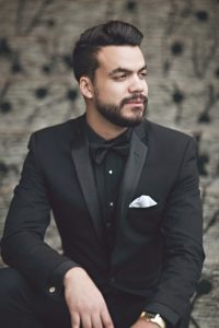 Image Result For Red Jacket Groom Black Shirt | Groom And Groomsmen intended for All Black Suit With Bow Tie - Wedding Dresses Ideas